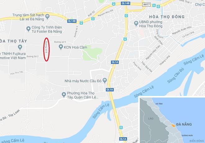 Cháy kho sơn trong khu công nghiệp ở Đà Nẵng-3