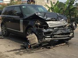 Tông chết nữ hiệu trưởng, tài xế xe Range Rover phóng xe bỏ chạy
