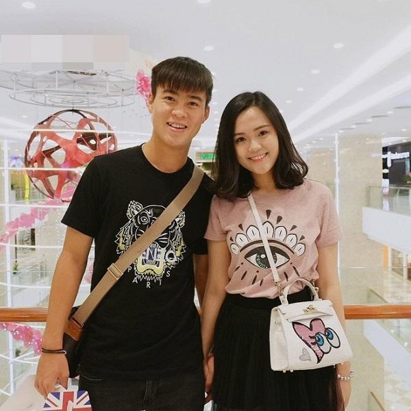 Chuyện tình ngọt ngào với những bóng hồng xinh đẹp của 5 cực phẩm đội tuyển Việt Nam-1
