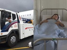 Lời kể của nạn nhân trên chuyến bay Vietjet gặp sự cố văng bánh ra khỏi càng