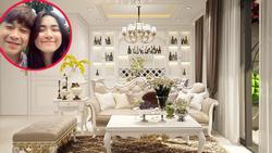 Bạn trai Hòa Minzy tậu nhà chục tỷ trắng tinh, sẵn sàng cưới chị cả nhà 'hoa dâm bụt' trong năm 2019