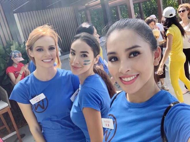 Trượt liền một lúc 2 giải phụ quan trọng, Tiểu Vy vuột tấm vé vàng vào thẳng chung kết Miss World 2018-1