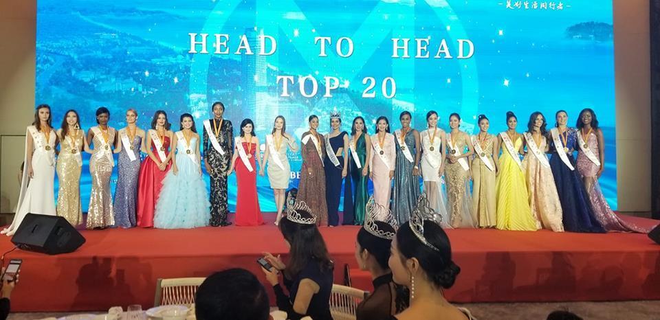 Trượt liền một lúc 2 giải phụ quan trọng, Tiểu Vy vuột tấm vé vàng vào thẳng chung kết Miss World 2018-3