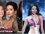 Bắn tiếng Thái khiến người dân phát cuồng, HHen Niê nổi bần bật giữa dàn mỹ nhân Miss Universe 2018-12