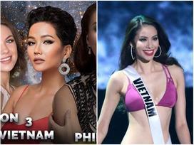 H'Hen Niê công phá hàng loạt bảng xếp hạng Miss Universe 2018, khán giả cầu trời 'cô ấy đừng nhọ như Phạm Hương'