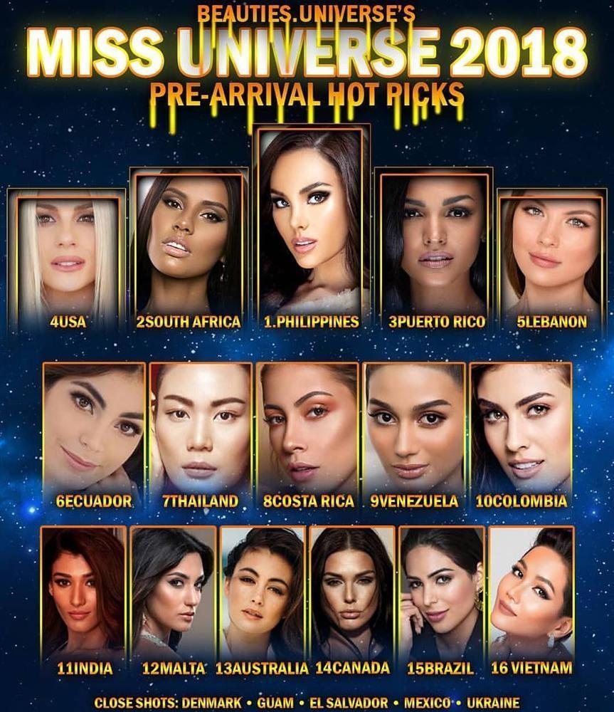 HHen Niê công phá hàng loạt bảng xếp hạng Miss Universe 2018, khán giả cầu trời cô ấy đừng nhọ như Phạm Hương-6