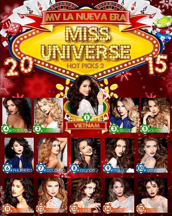 HHen Niê công phá hàng loạt bảng xếp hạng Miss Universe 2018, khán giả cầu trời cô ấy đừng nhọ như Phạm Hương-14