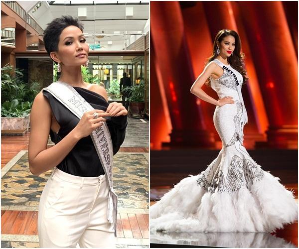 HHen Niê công phá hàng loạt bảng xếp hạng Miss Universe 2018, khán giả cầu trời cô ấy đừng nhọ như Phạm Hương-16
