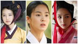 Những nàng kỹ nữ xinh đẹp trên màn ảnh Hàn Quốc