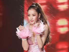 Vũ đạo nóng bỏng hát live hay bất ngờ, Chi Pu bị nghi ngờ hát nhép