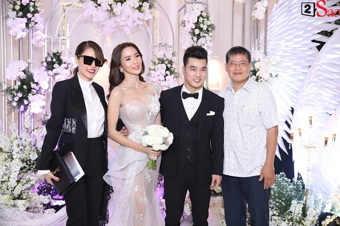 Dàn khách mời nô nức tới dự tiệc cưới của Ưng Hoàng Phúc - Kim Cương-5