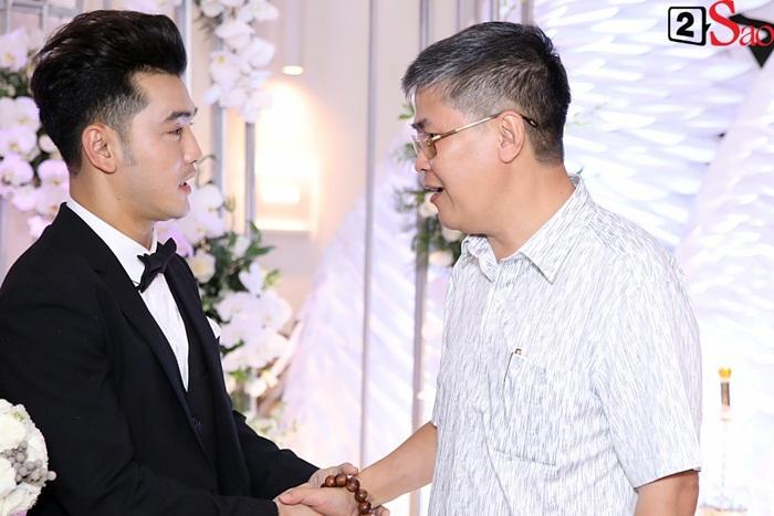 Dàn khách mời nô nức tới dự tiệc cưới của Ưng Hoàng Phúc - Kim Cương-6