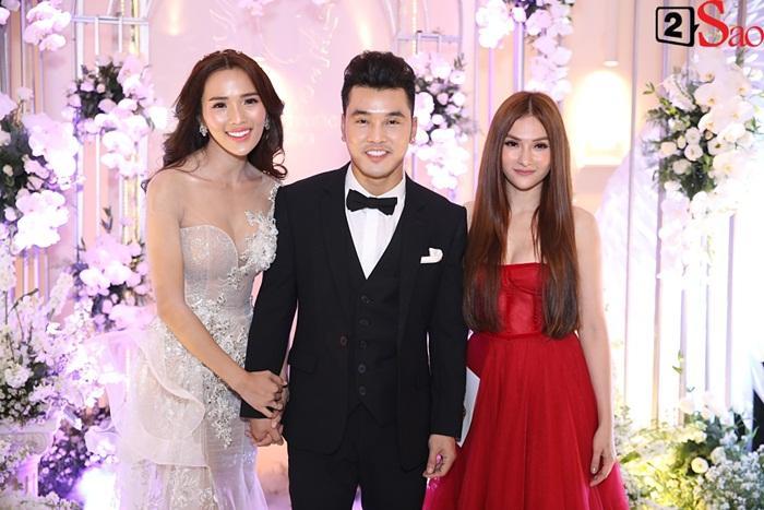 Dàn khách mời nô nức tới dự tiệc cưới của Ưng Hoàng Phúc - Kim Cương-4