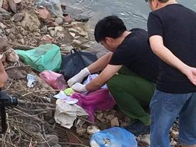 Phát hiện thi thể bé sơ sinh trong ba lô vứt dưới bờ sông Bưởi