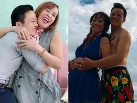 Chả ngại hôn công khai còn khoe ảnh ôm ấp tắm biển, dân mạng ngán tận cổ với cô dâu 61 tuổi: 'Bình yên hưởng hạnh phúc đi'