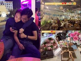 Đàm Thu Trang khoe rất nhiều quà sinh nhật đặc biệt, ai cũng tò mò: Đâu là của Cường Đô La?