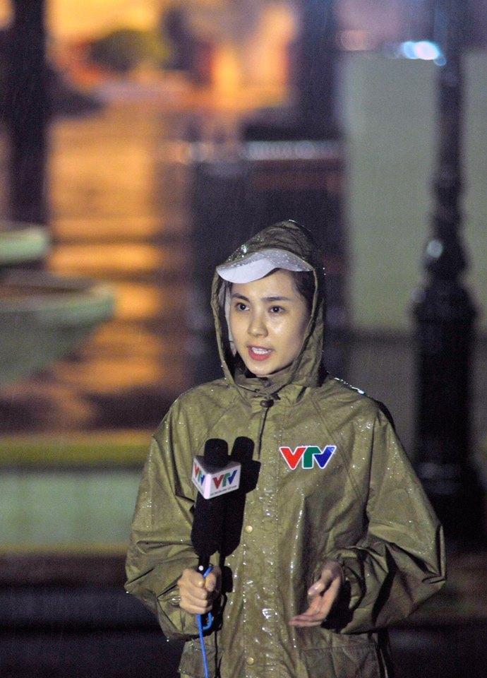 Cẩn thận như MC Mai Ngọc mà vẫn để xảy ra sự cố phản cảm gây ám ảnh cô gái thời tiết suốt 5 năm-1