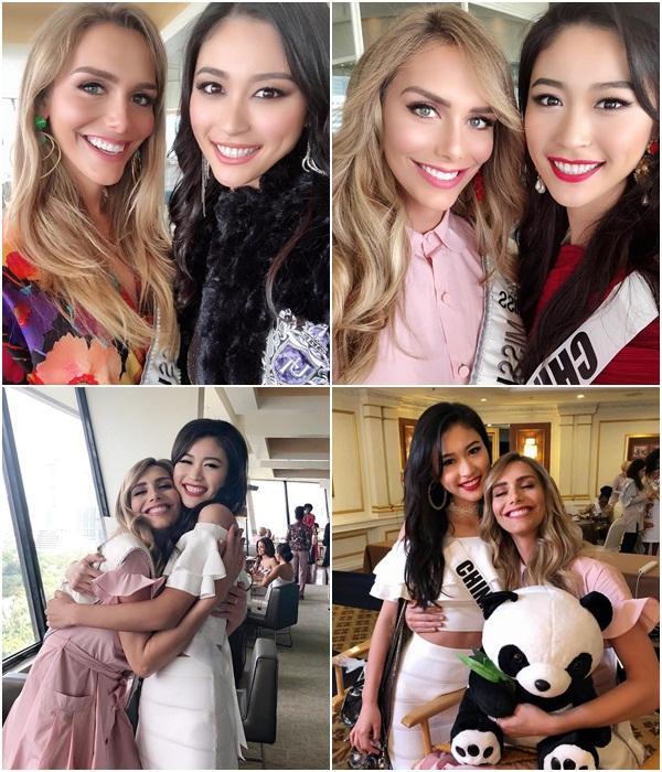 Bất ngờ với cách cư xử của HHen Niê và dàn mỹ nhân khi chạm mặt thí sinh chuyển giới tại Miss Universe 2018-6