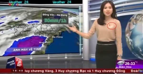 Cẩn thận như MC Mai Ngọc mà vẫn để xảy ra sự cố phản cảm gây ám ảnh cô gái thời tiết suốt 5 năm-3