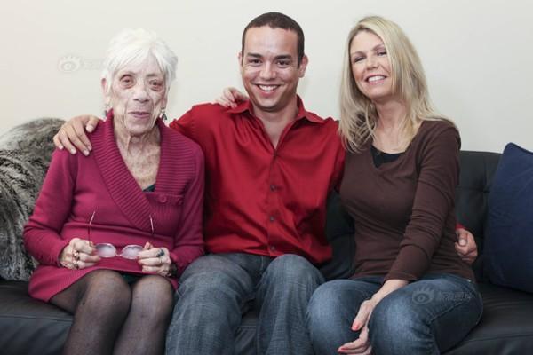 Cụ bà 91 tuổi cảm thấy hãnh diện và được tái sinh khi yêu trai trẻ 31 tuổi suốt 5 năm-2