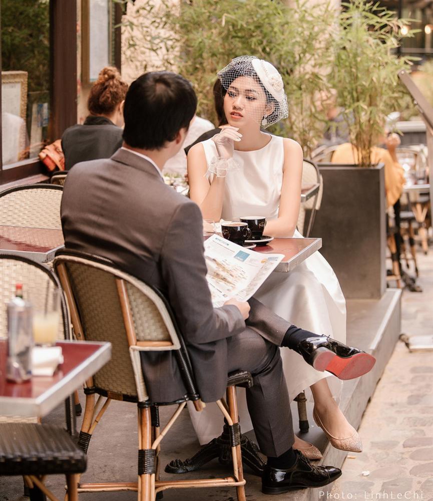 Ảnh cưới ở Pháp của Á hậu Thanh Tú và chú rể CEO-8