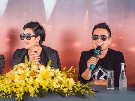 Thu Phương hướng dẫn Bằng Kiều cover ca khúc 'Hongkong1'