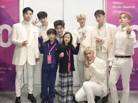 Con trai Son Tae Young - Kwon Sang Woo bị chỉ trích vì chiếm chỗ ngồi của BTS tại 'Melon Music Awards 2018'