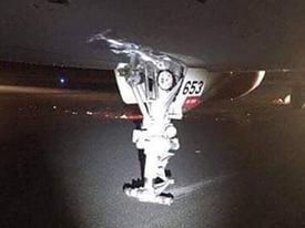 Tịch thu bằng lái 2 phi công vụ máy bay Vietjet Air bị rơi bánh