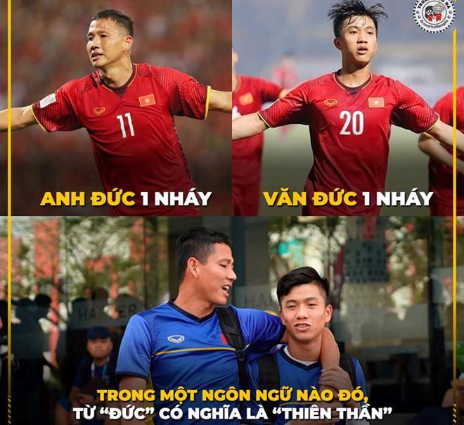 Song Đức phủ sóng mạng xã hội sau trận Việt Nam thắng Philippines-1