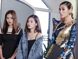 Muốn trả ơn Minh Hằng, Võ Hoàng Yến loại thẳng chị gái Nam Em ra khỏi The Face Vietnam 2018