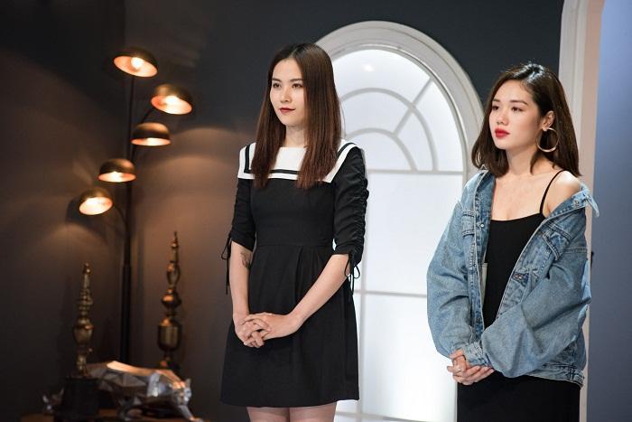 Muốn trả ơn Minh Hằng, Võ Hoàng Yến loại thẳng chị gái Nam Em ra khỏi The Face Vietnam 2018-10