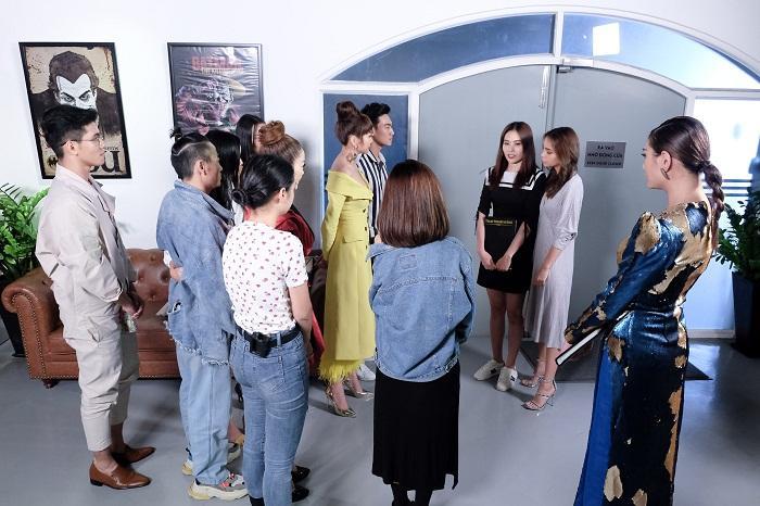 Muốn trả ơn Minh Hằng, Võ Hoàng Yến loại thẳng chị gái Nam Em ra khỏi The Face Vietnam 2018-11