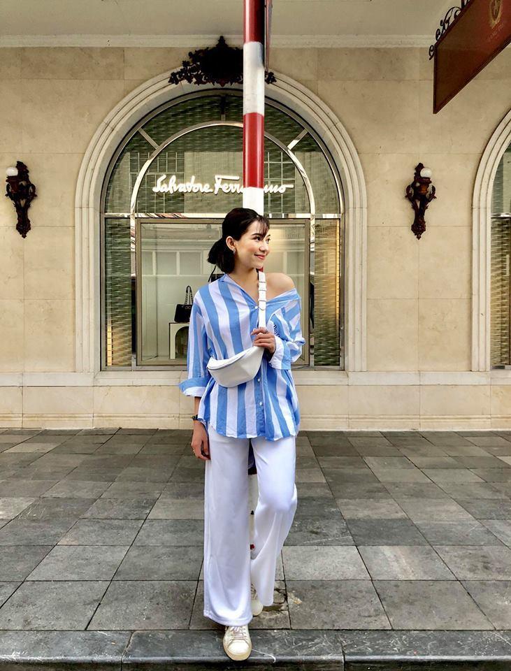 Trên phim Hai Lúa quê mùa, thế mà ngoài đời Lưu Đê Li sở hữu gu thời trang sexy hết cỡ-6