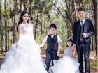 Siêu đám cưới 4 tỷ đồng ở Thái Nguyên: Hóa ra cô dâu, chú rể yêu nhau 13 năm, có 2 con chung rồi mới cưới