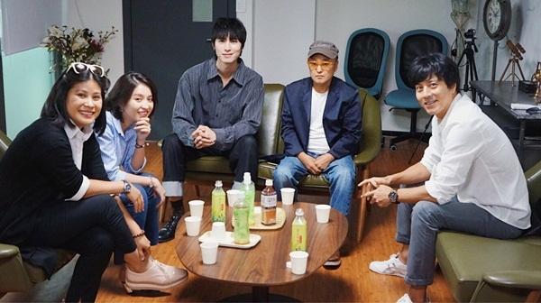 Phim có Lý Nhã Kỳ đóng với Han Jae Suk bị dừng vì lý do hết kinh phí?-1