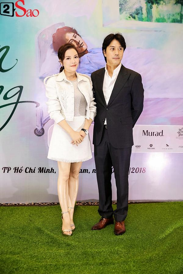 Phim có Lý Nhã Kỳ đóng với Han Jae Suk bị dừng vì lý do hết kinh phí?-2