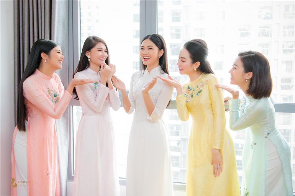 Hoa hậu Ngọc Hân nói về chồng Á hậu Thanh Tú: Người đàn ông nguyện làm tất cả để đổi lấy nụ cười của Tú-7
