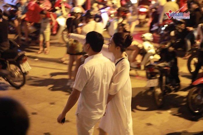 Hoa hậu Ngọc Hân nói về chồng Á hậu Thanh Tú: Người đàn ông nguyện làm tất cả để đổi lấy nụ cười của Tú-3