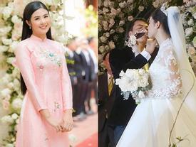 Hoa hậu Ngọc Hân nói về chồng Á hậu Thanh Tú: 'Người đàn ông nguyện làm tất cả để đổi lấy nụ cười của Tú'