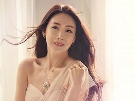 'Người đẹp khóc' Choi Ji Woo lần đầu tiên xuất hiện trên truyền hình sau khi kết hôn trai trẻ