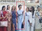 'Bắn' tiếng Thái khiến người dân phát cuồng, H'Hen Niê nổi bần bật giữa dàn mỹ nhân Miss Universe 2018