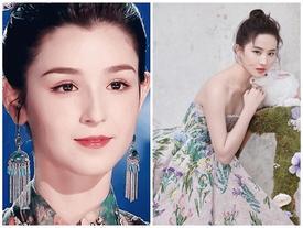 Những diễn viên Trung Quốc nổi tiếng chỉ nhờ quá đẹp