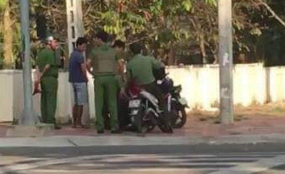 Nổ súng ở UBND phường: Nữ phó chủ tịch bị bắn do mâu thuẫn tình cảm-1
