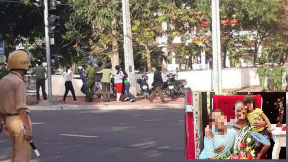 Nổ súng ở UBND phường: Nữ phó chủ tịch bị bắn do mâu thuẫn tình cảm-2