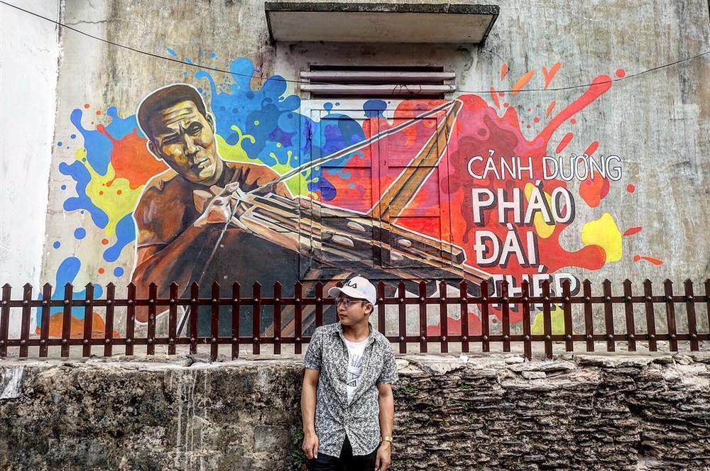 Check- in ngôi làng bích họa đẹp mộng mơ ở Quảng Bình-7