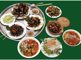 Những quán ăn đậm vị miền Bắc giữa lòng Sài Gòn