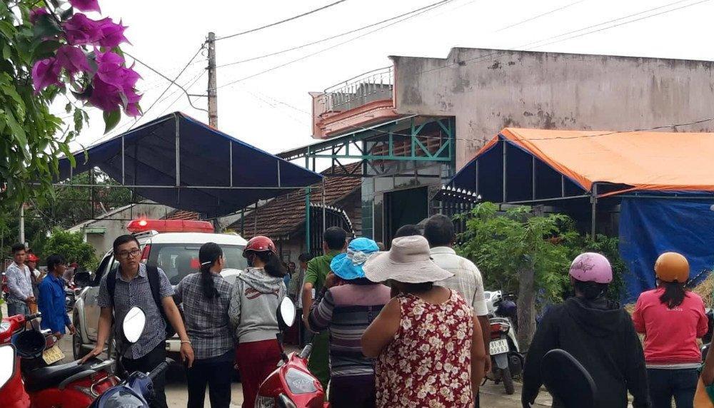 Nổ súng ở UBND phường: Cha bất lực nhìn con gái bị bắn tử vong-3