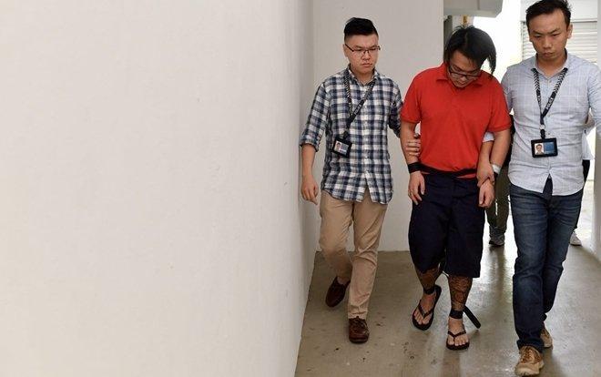 Ông trùm tín dụng đen Ah Long: Không trả nợ bị bắt vợ-2