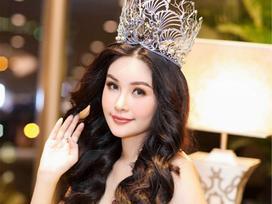 Sau tất cả ồn ào vương miện, Lê Âu Ngân Anh nộp hồ sơ xin cấp phép đi thi Hoa hậu Liên lục địa 2018