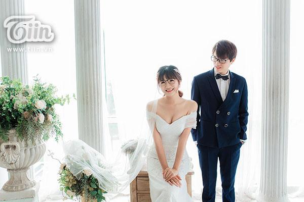 Studio làm ảnh không có tâm, cô dâu nhanh trí tự vẽ ảnh cưới khiến hôn lễ độc đáo ngoài sức tưởng tượng-6